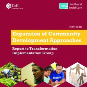 HSC - Expansion of Community Development Approaches May 2018