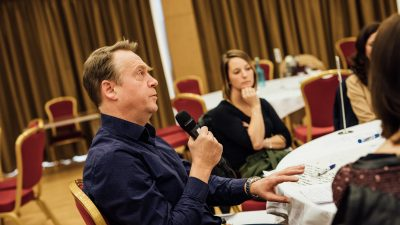 HSC Conference March 2019   Ask the Audience 3