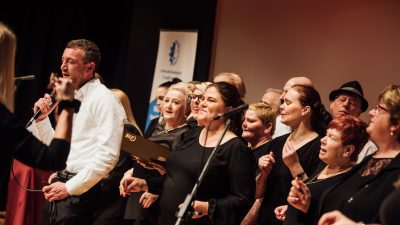 HSC Conference March 2019   Choir 2