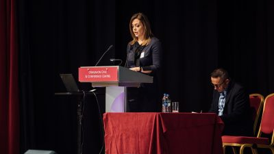 HSC Conference March 2019     Joanne Morgan Talk