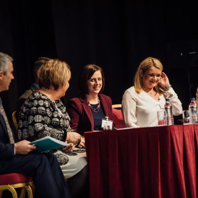 HSC Conference March 2019   Panel Discussion
