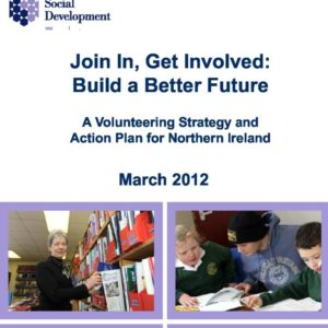 Join In Get Involved March 2012 DSD