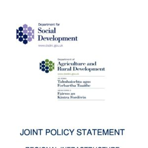 RISP Joint Policy Statement DSD DARD