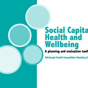 Social Capital Health and Wellbeing toolkit