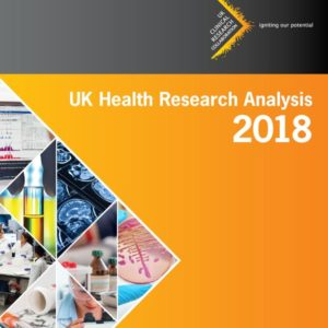 UK Health Research Analysis 2018